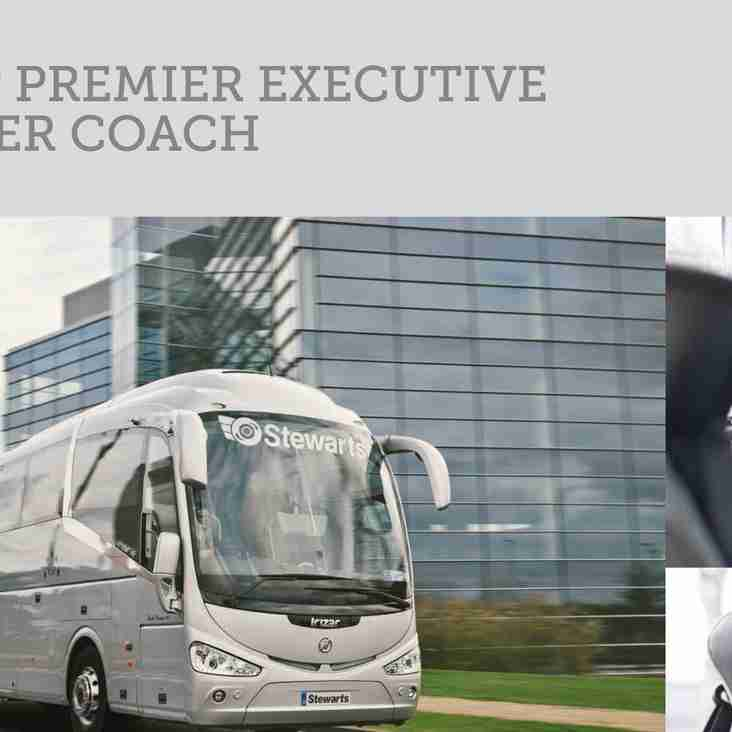 Coach to Chelmsford City FC