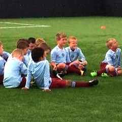 09's First game - well done lads
