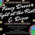 Senior's Fancy Dress & Games Night