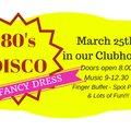 DISCO & FANCY 25th March