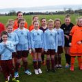 Greenisland Girls play Carrick