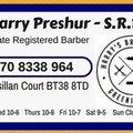 Former footballer opens Barbers Shop
