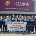 The Barcelona Boys