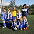 Greenisland Girls Under 8's