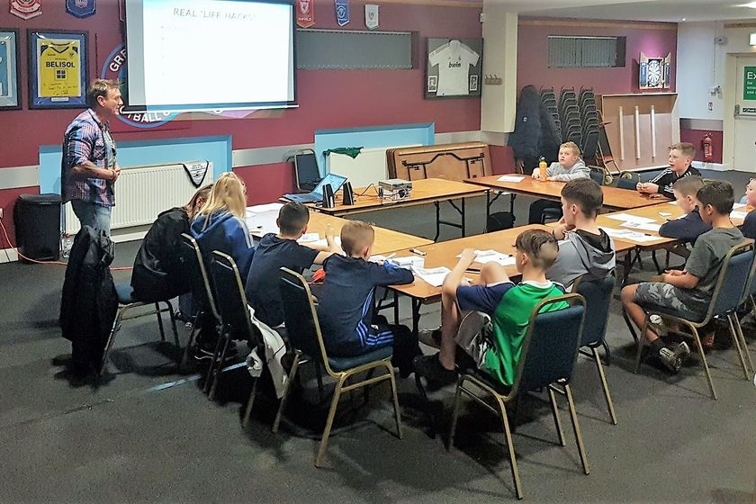 Transitions - Community Youth Programme continues