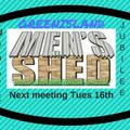 Great start to Men's Shed