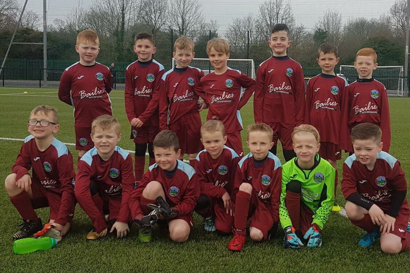 2010's at the Mid Ulster Youth Academy