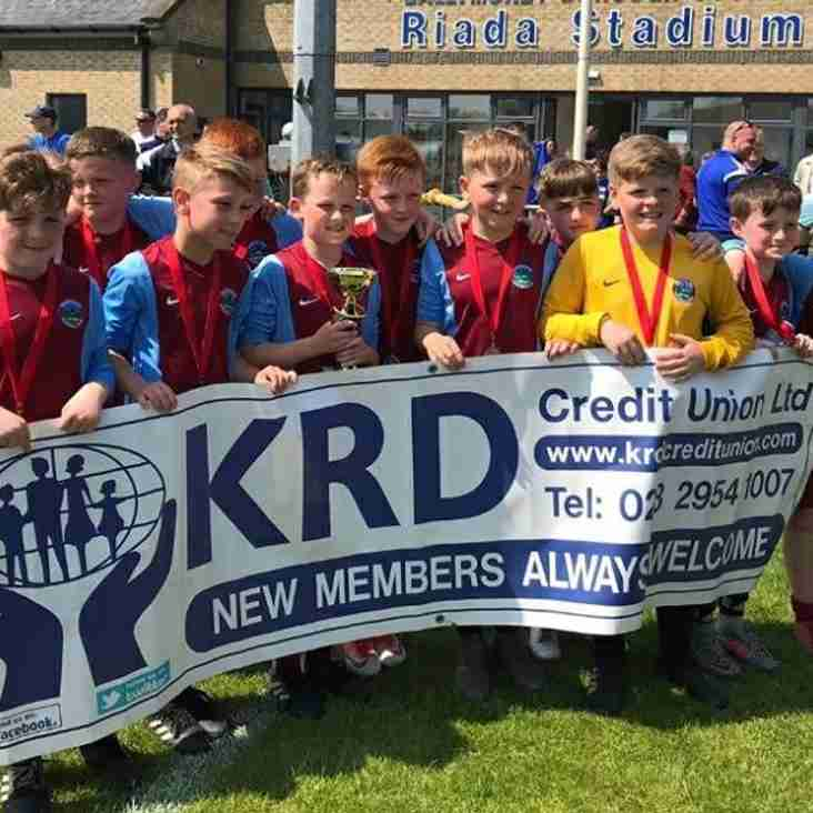 07's Win KRD Cup