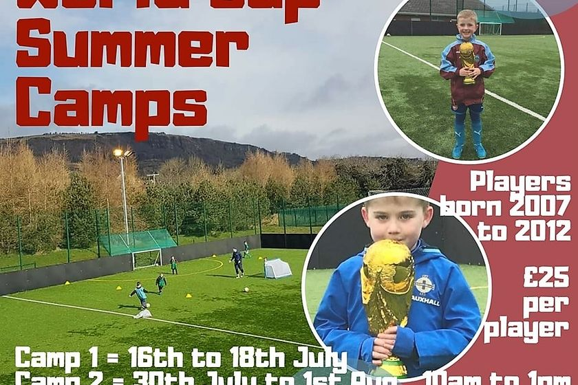 The Return of the Summer Camps