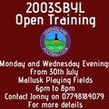 GFC 2003's Open Invitation