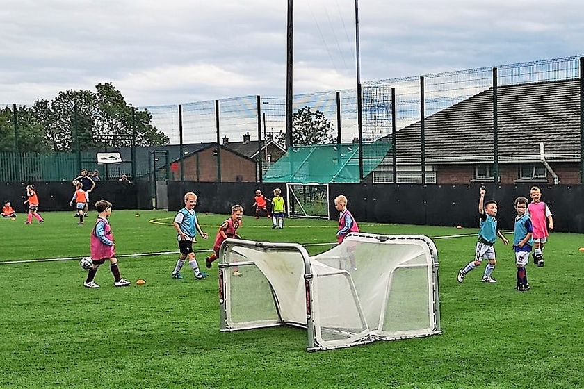 Penalty Shoot-outs!!! - at Summer Camp!!!