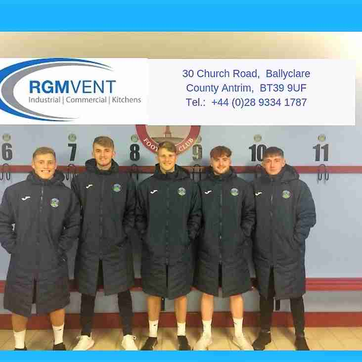 Many thanks to RGM
