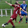 FIRSTS CONTINUE GOAL FEAST