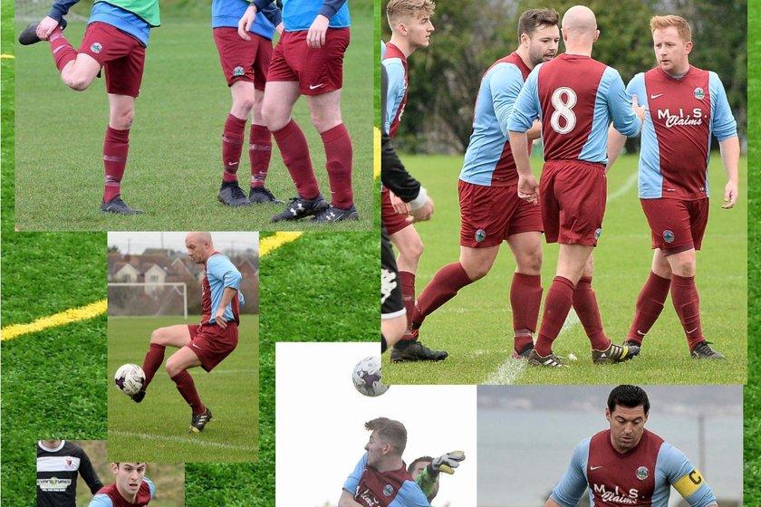 G.F.C. 2nd's 7  -  Bryansburn Rangers II  1
