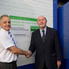 Refurbished Soccer Centre Opening