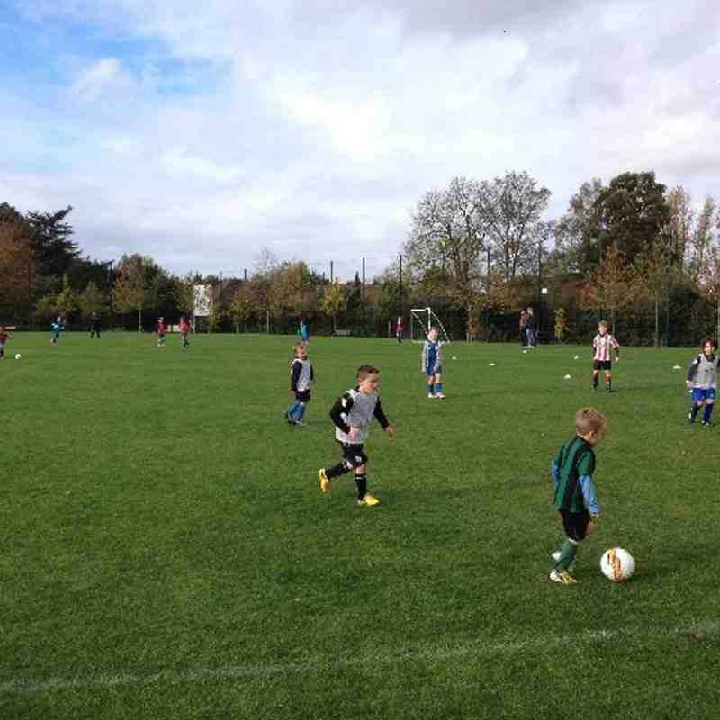 Vision Soccer Schools Meriden