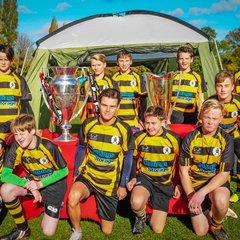 Aviva Premiership & European Cup Trophies at Billericay RFC 6/11/16 - Part 3