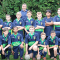 Under 14's beat Dings 20 - 43