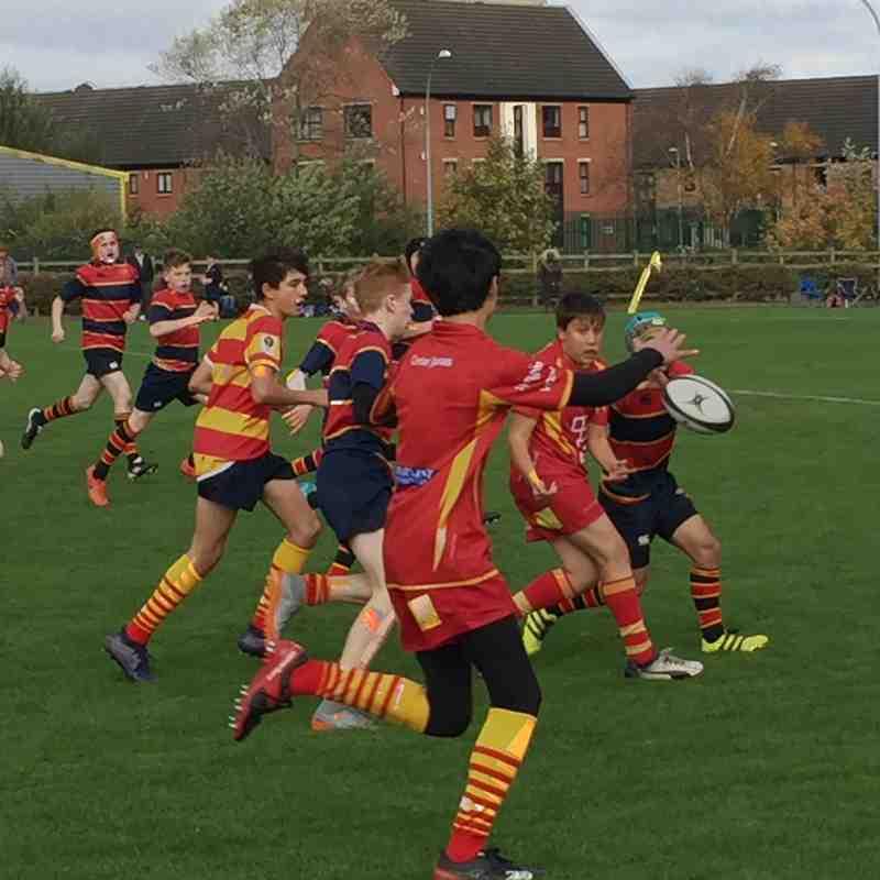 Northampton Saints Tournament