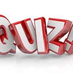 Quiz night warm up (Thursday)