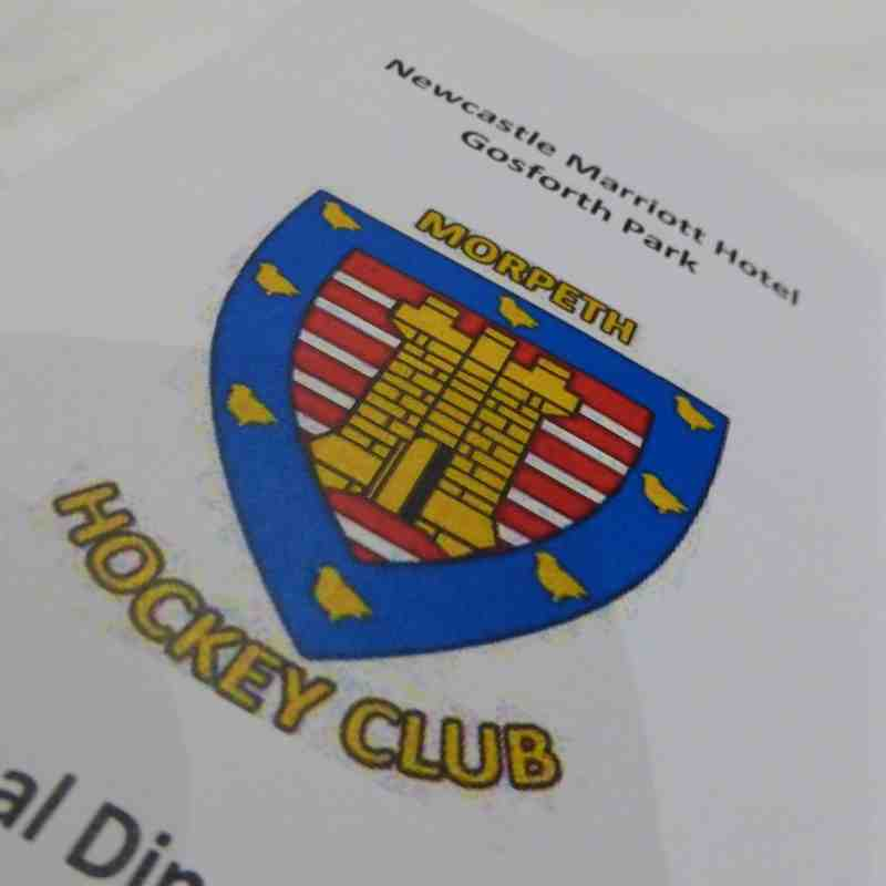 Morpeth Hockey club's Annual Dinner and Awards