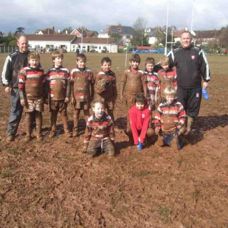 Teignmouth U9s v Withycombe 17/03