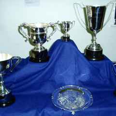 Trophies galore for the Seniors