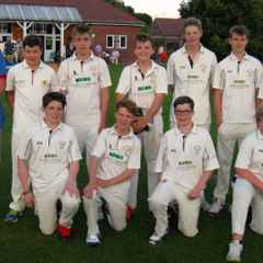 U15s win league with ease