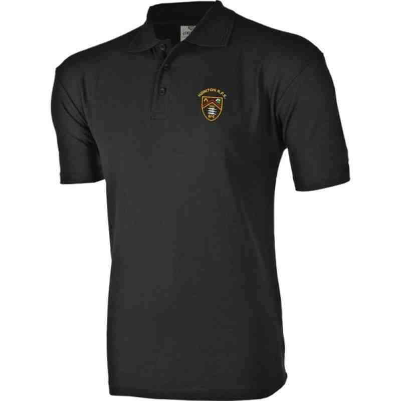 Honiton RFC Ridged Polo