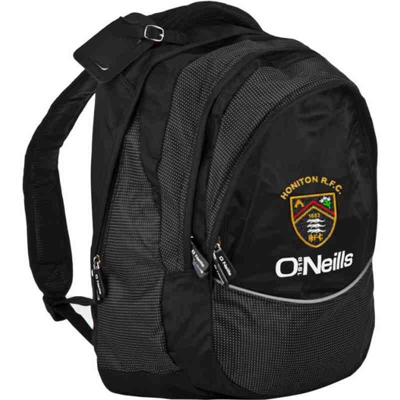 Honiton RFC Back Pack