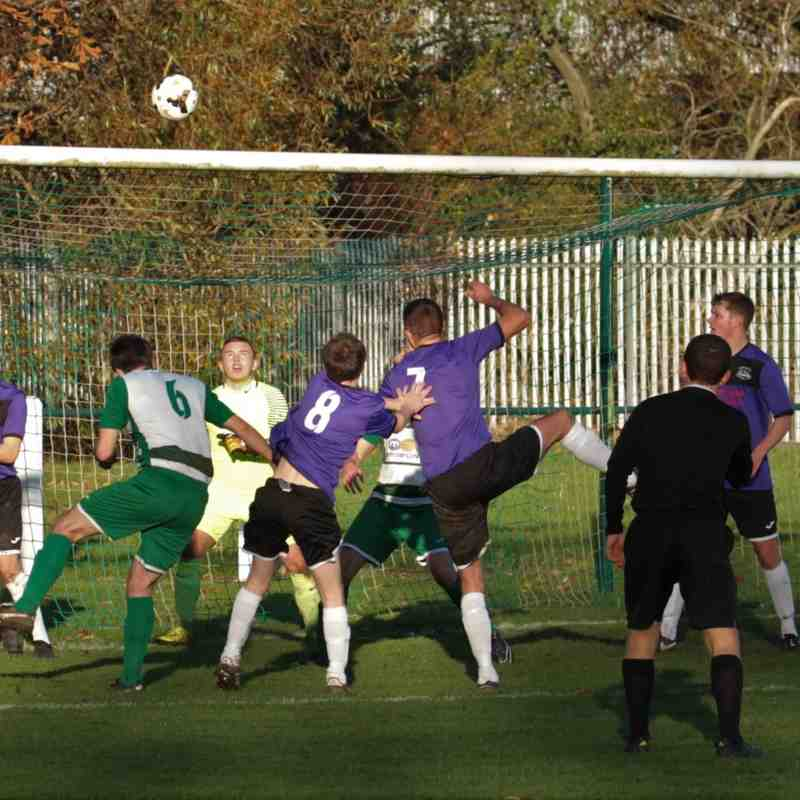 Birtley Town Durham Trophy 4 november 2017
