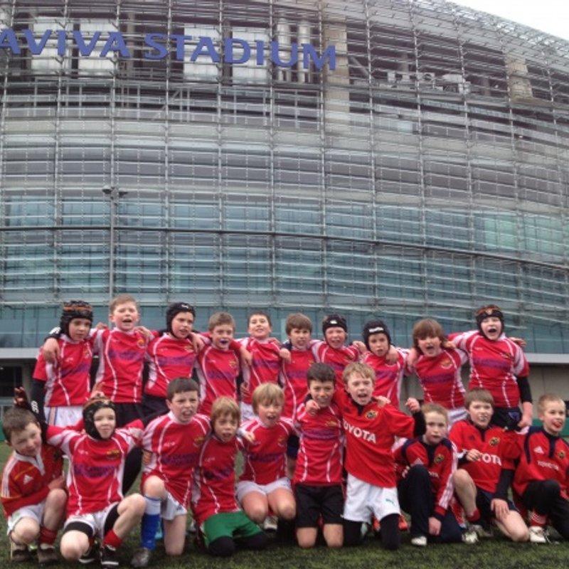 Mini's Rugby Returns