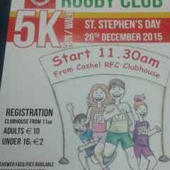 5K Run/Walk St. Stephens Day