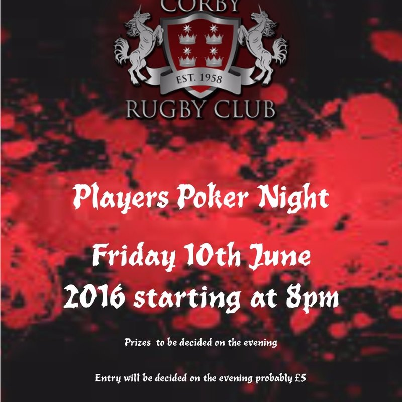 Players Poker Night