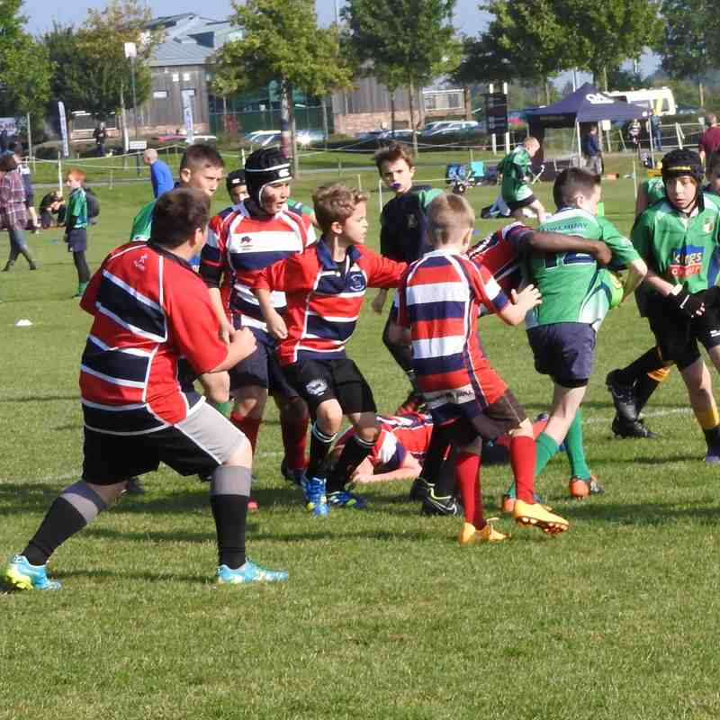 OA's Development Tournament October 2015 U12s