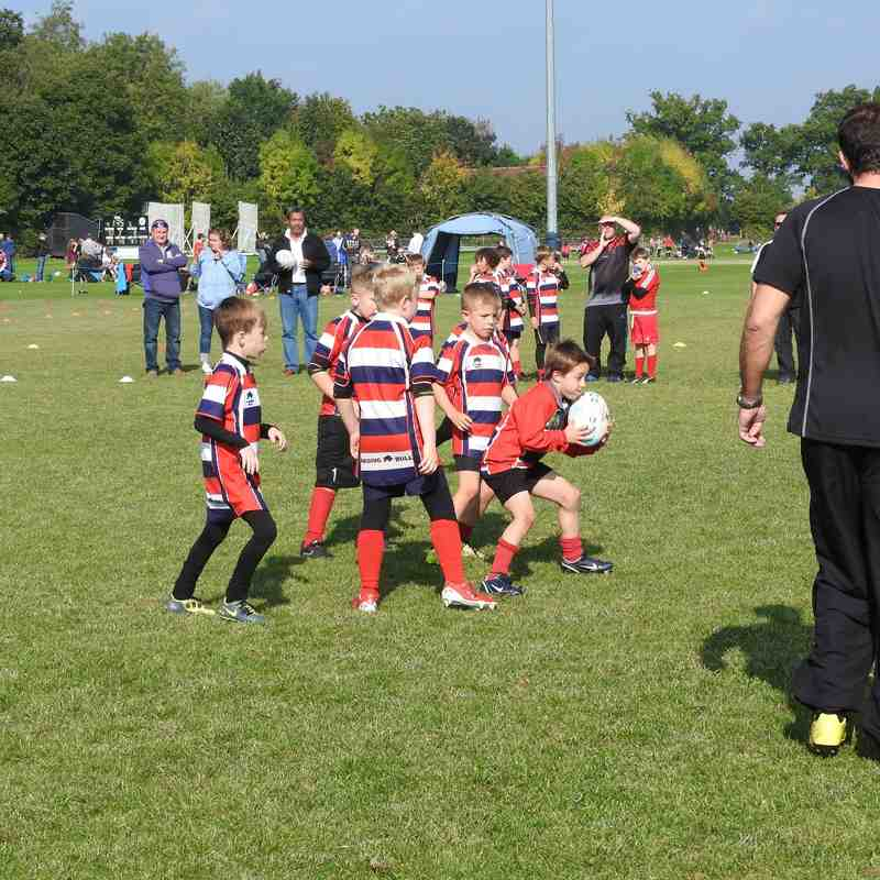 OAs Development Tournament October 2015 U9s