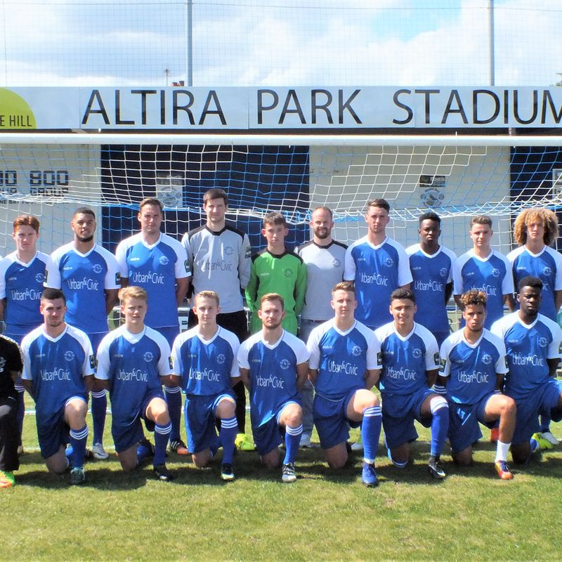 First Team lose to Sittingbourne 3 - 0