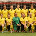 Women's lose to Crawley Wasps Res 2 - 1