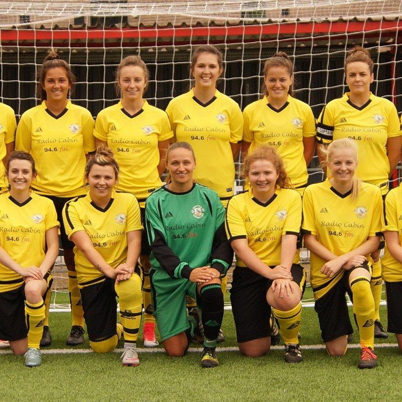 Herne Bay FC Ladies 1 - 1 Eastbourne