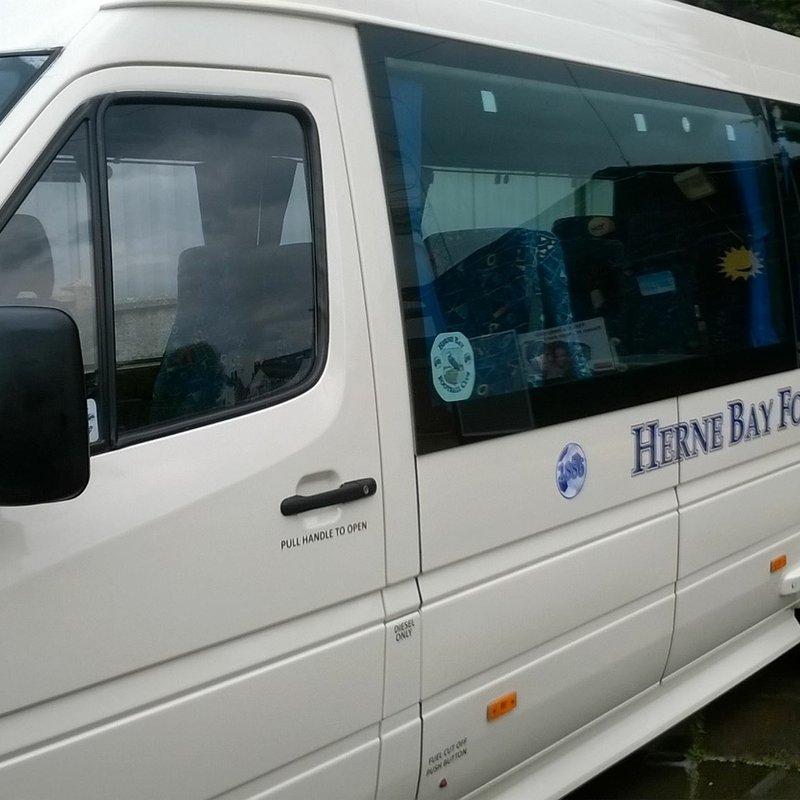 Bus to Carshalton