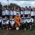 u18s beat Canterbury Youth Colts 2 - 6