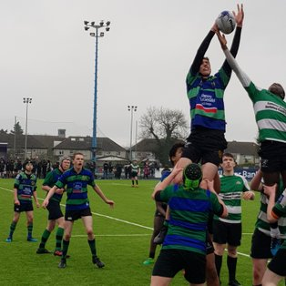Seapoint U-16s go down fighting in Leinster Final