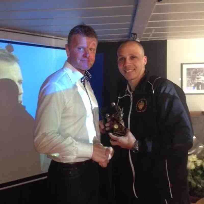 Cray Player of the Year 2015