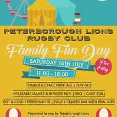 Family Fun Day 16th July