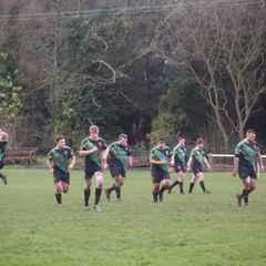 Pontefract 34 Old Grovians 10