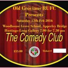 OG Annual Comedy Club