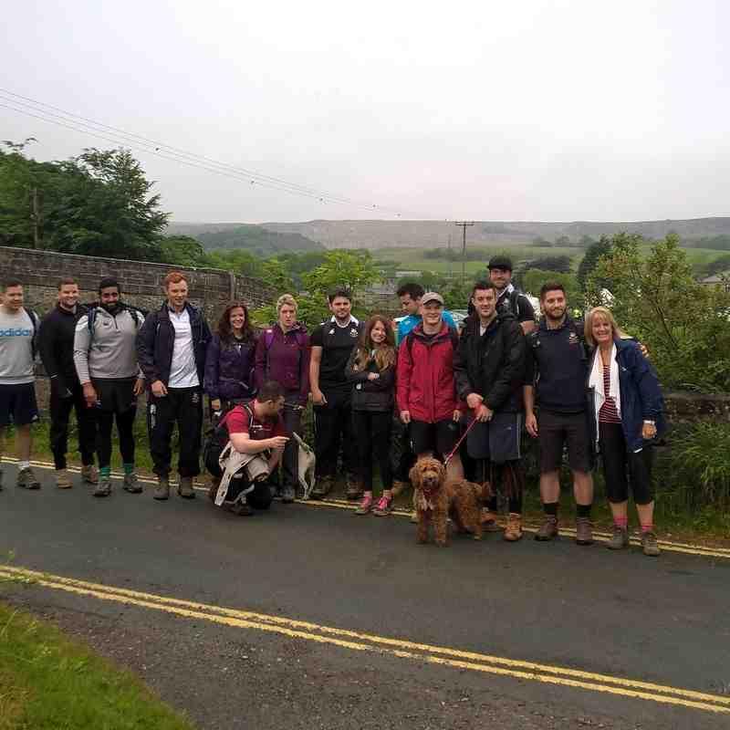 3 Peaks Challenge 2016