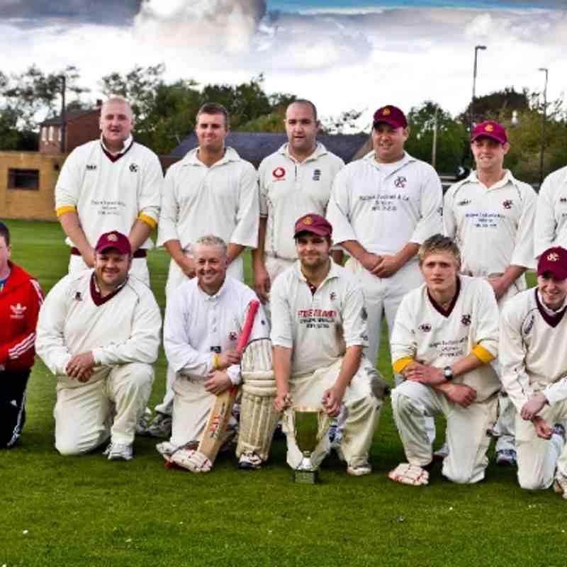 Second Team Photo. Taken at Tynemouth.