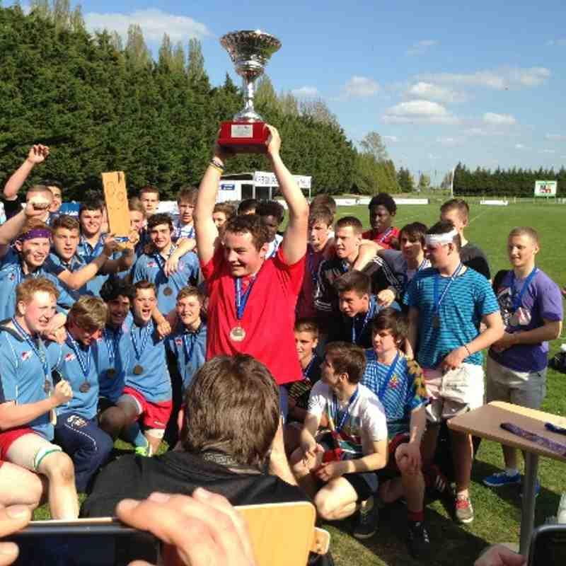Arras rugby tour u17