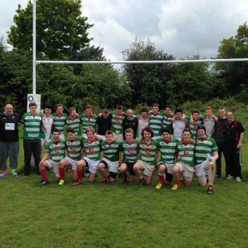 """The end of an era"" - Cheshunt Under U18 go out with a BANG in their last competative fixture"